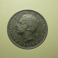 Portugal 100 Reis 1910 Silver - Portugal