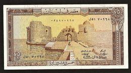 """25 Livres   """"LIBAN""""         UNC   Bc 62 - Liban"""