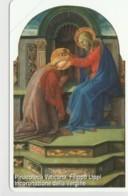 SCHEDA TELEFONICA NUOVA VATICANO SCV110 INCORONAZIONE DELLA VERGINE - Vatican