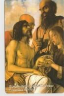 SCHEDA TELEFONICA NUOVA VATICANO SCV88 UNZIONE DI CRISTO - Vaticano