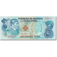 Billet, Philippines, 2 Piso, 1978, Undated (1978), KM:159c, SUP - Philippinen