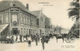 HAZEBROUCK RUE DE LA GARE - Hazebrouck