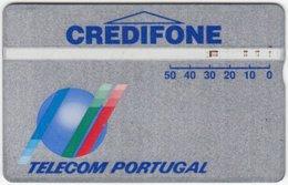PORTUGAL A-802 Hologram Telecom - 111C - Used - Portugal