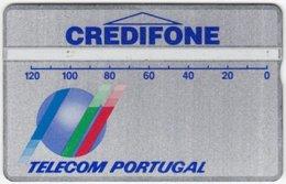 PORTUGAL A-803 Hologram Telecom - 112C - Used - Portugal