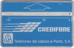 PORTUGAL A-947 Hologram Telecom - 110K - Used - Portugal