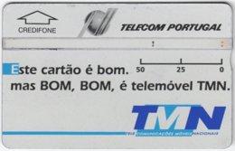 PORTUGAL A-965 Hologram Telecom - 306B - Used - Portugal