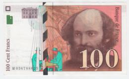 France 100 Francs 1998 VF++ CRISP Banknote Pick 158 - 1992-2000 Ultima Gama