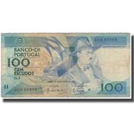 Billet, Portugal, 100 Escudos, 1986-10-16, KM:179a, B - Portugal