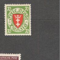 DANZIG....1935:Michel249mh* - Germany