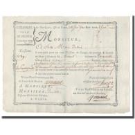 France, Traite, Colonies, Isle De France, 2500 Livres Tournois, 1780, SUP - ...-1889 Francs Im 19. Jh.