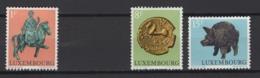 Luxembourg: 1973. Y&T 2012 N° 808/11 (sans Le 809) *, MH. Cote 2012 : 2,75 € - Ungebraucht