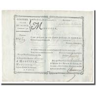 France, Traite, Colonies, Isle De France, 10.000 Livres, Expédition De L'Inde - ...-1889 Tijdens De XIXde In Omloop