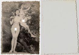 1960s Original ART Home Private 11x8cm Vintage Old Photo Photography Beautiful Erotic Woman NU Eros USA? (9344) - Beauté Féminine (1941-1960)