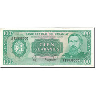 Billet, Paraguay, 100 Guaranies, KM:205, SUP - Paraguay