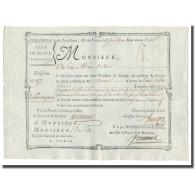 France, Traite, Colonies, Isle De Bourbon, 3000 Livres Tournois, 1780, SUP - ...-1889 Francs Im 19. Jh.