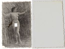 1960s Original ART Home Private 11x8cm Vintage Old Photo Photography Beautiful Erotic Woman NU Eros USA? (9341) - Beauté Féminine (1941-1960)