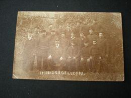 ARNEMUIDEN - REDDERS-FAMILIE SCHROEVERS  15 DECEMBER 1907 - FOTOKAART REDDERS EN GEREDDEN - Vlissingen