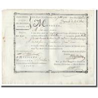 France, Traite, Colonies, Isle De Bourbon, 4661 Livres Tournois, 1782, SUP - ...-1889 Tijdens De XIXde In Omloop