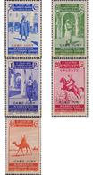 Ref. 628780 * MNH * - CAPE JUBY. 1937. BASIC SET . SERIE BASICA - Cabo Juby