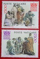 Päpstliche Akademie Der Wissenschaften 1986 Mi 897-898 Yv 800-801 VATICANO VATICAN VATICAAN - Vatican