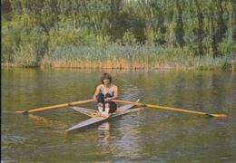 CPA SPORTS, ROWING, CANOE - Aviron