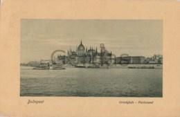 Hungary - Budapest - Parlament - Hungary