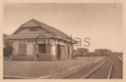 Benin - Parakou - La Gare - Benin