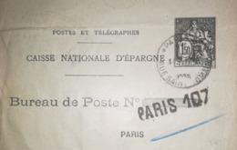 1936 - PNEUMATIQUES CHAPLAIN 1,50 F - Caisse Nationale D'Epargne - TUBES - Marcofilie (Brieven)