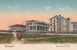 Romania - Jud. Constanta - Techirghiol - Sanatoriul PTT - Romania