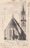 Romania - Bistrita Nasaud - Biserica Evanghelica - Romania