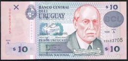 Ref. 5073-5578 - BIN URUGUAY . 1998. URUGUAY 10 PESOS 1998 - Uruguay