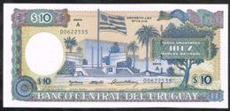 Ref. 5067-5572 - BIN URUGUAY . 1987. URUGUAY 10 PESOS 1987 - Uruguay