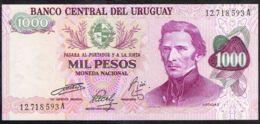 Ref. 5049-5554 - BIN URUGUAY . 1974. URUGUAY 1000 PESOS 1974 - Uruguay