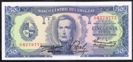 Ref. 5043-5548 - BIN URUGUAY . 1967. URUGUAY 50 PESOS 1967 - Uruguay