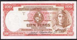 Ref. 5040-5545 - BIN URUGUAY . 1939. URUGUAY 100 PESOS 1939 - Uruguay