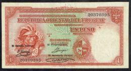 Ref. 5031-5536 - BIN URUGUAY . 1935. URUGUAY 1 PESOS 1935 - Uruguay