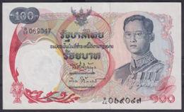 Ref. 5003-5508 - BIN THAILAND . 1968. THAILAND 100 BAHT 1968 - Tailandia