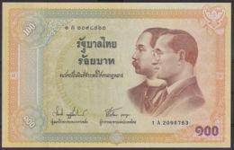 Ref. 4979-5484 - BIN THAILAND . 2002. THAILAND 100 BATH 2002 - Tailandia