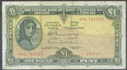 Ref. 4763-5266 - BIN IRELAND . 1976. IRELAND 1 POUND 1976 - Irland