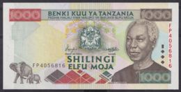 Ref. 4518-5021 - BIN TANZANIA . 2000. TANZANIA 1000 SHILINGI 2000 - Tanzania