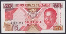 Ref. 4513-5016 - BIN TANZANIA . 1993. TANZANIA 50 SHILINGI 1993 - Tanzania