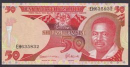 Ref. 4507-5010 - BIN TANZANIA . 1992. TANZANIA 50 SHILLINGS 1992 - Tanzania