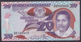 Ref. 4506-5009 - BIN TANZANIA . 1987. TANZANIA 200 SHILLINGS 1987 - Tanzania