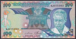Ref. 4505-5008 - BIN TANZANIA . 1986. TANZANIA 100 SHILLINGS 1986 - Tanzania
