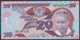 Ref. 4503-5006 - BIN TANZANIA . 1987. TANZANIA 20 SHILLINGS 1987 - Tanzania