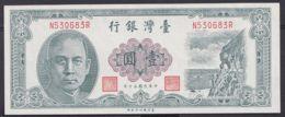 Ref. 4482-4985 - BIN FORMOSA . 1961. TAIWAN 1 YUAN 1961 - Taiwan