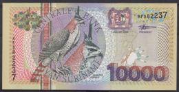 Ref. 4464-4967 - BIN SURINAME . 2000. SURINAM 10000 GULDEN 2000 - Suriname
