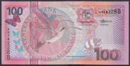 Ref. 4460-4963 - BIN SURINAME . 2000. SURINAM 100 GULDEN 2000 - Suriname