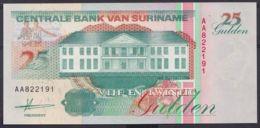 Ref. 4452-4955 - BIN SURINAME . 1991. SURINAME 25 GULDEN 1991 - Suriname