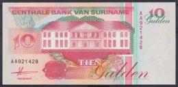 Ref. 4451-4954 - BIN SURINAME . 1991. SURINAM 10 GULDEN 1991 - Suriname